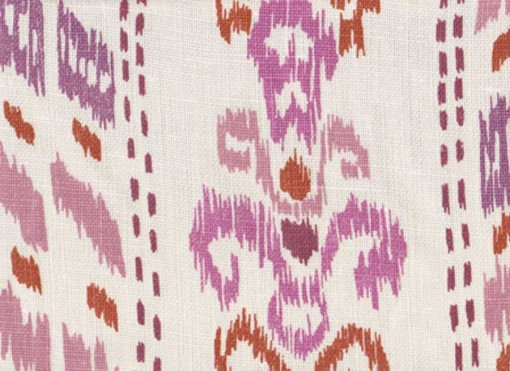 Mally Skok Ikat Crazy Pink/Orange