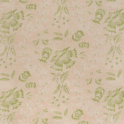 Cloth & Clover Ullington Lettuce/ Blush WP
