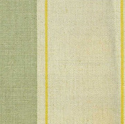 Indian Stripe Green Yellow
