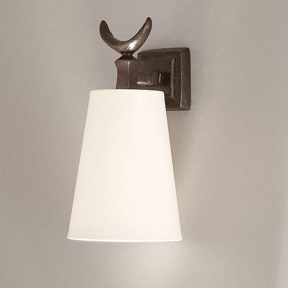 Luna wall lamp Bronze