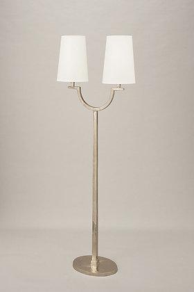 Nickle Floor Lamp Perceval