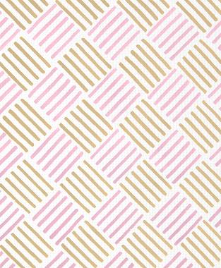Tillett Textiles Baby Bold Khaki & Pink Pansey