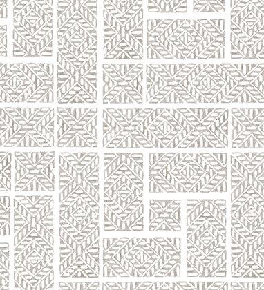 Ferran Textiles Shoji French Grey