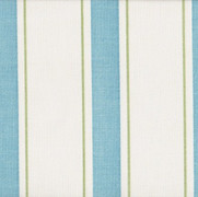 Indian Stripe Aqua Lime