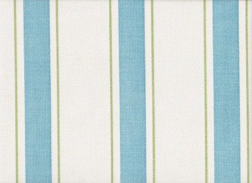 Mally Skok Indian Stripe Aqua/Lime