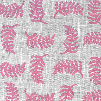 Madder Cutch & Co Achillea Foliage Large in Flamingo on Natural