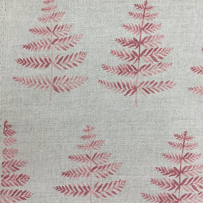 Sarah Hardaker Fern Faded Red