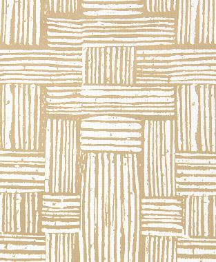 Tillett Textiles Basket Weave Kahki