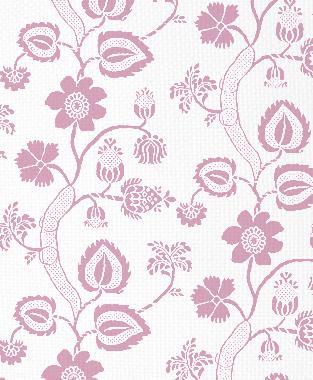 Tillett Textiles Windemere Pink Pansey