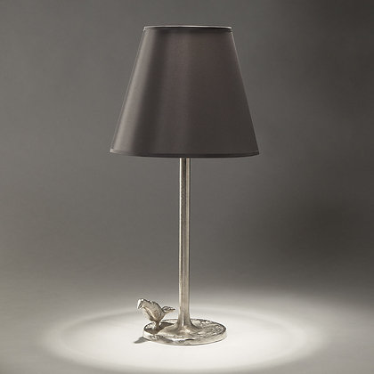 Plume lamp Nickle