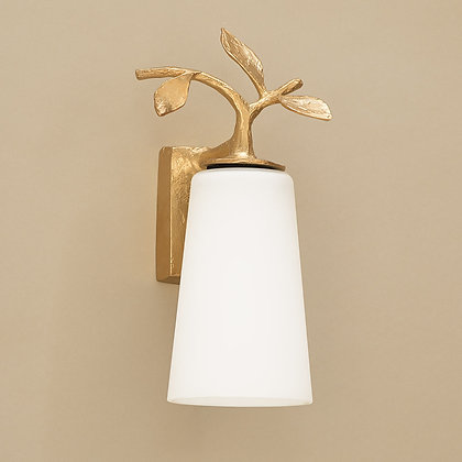 Dolce Outdoor Wall Lamp Gold