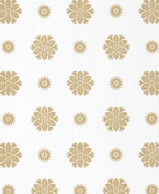 Tillett Textiles Florette Kahki
