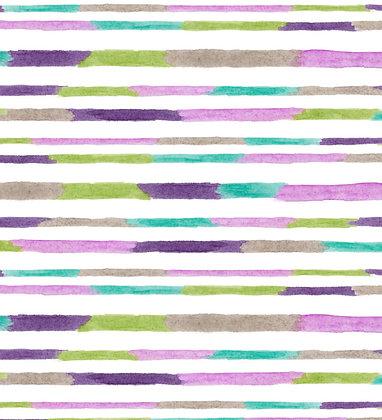 Ferran Textiles Murano Lilac Lime