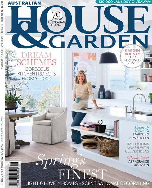House & Garden September 2018