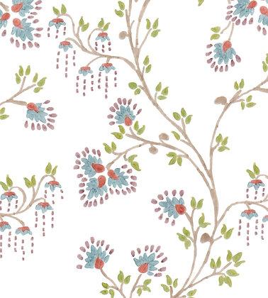Ferran Textiles Misaki Dutch Blue