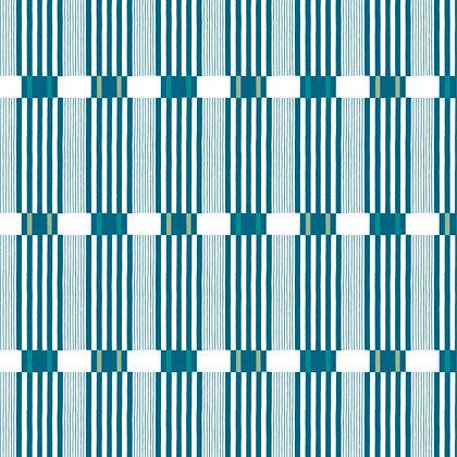 Check Stripe Mediterranean