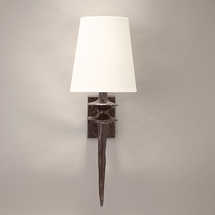 Mancha wall lamp Bronze