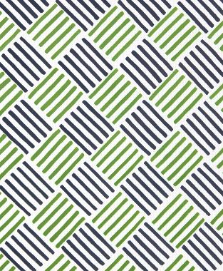 Tillett Textiles Baby Bold Navy & Forest Green
