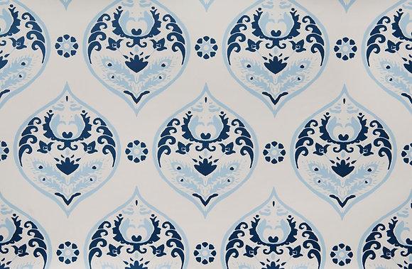 CASA BY P.C. Arabesque in Cornflower Blue