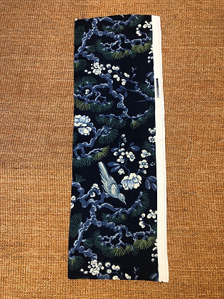 Vern Yip Blue Bird Linen Piece