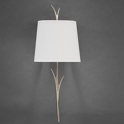 Aeole wall lamp Nickle
