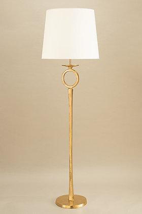 Gold Floor Lamp Diego
