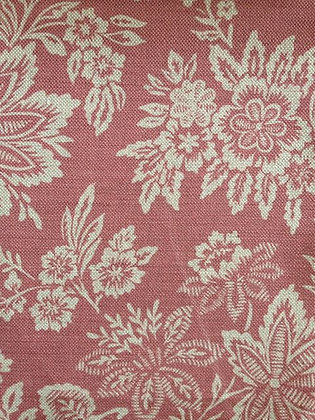 Sarah Hardaker Orissa Faded Red