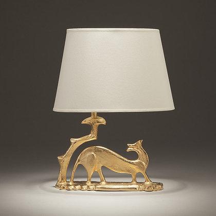 Donnola lamp Gold