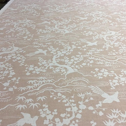 Tillett Textiles Cherry Blossom Toile
