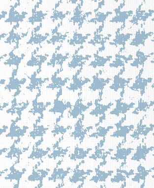 Tillett Textiles Houndstooth Sky