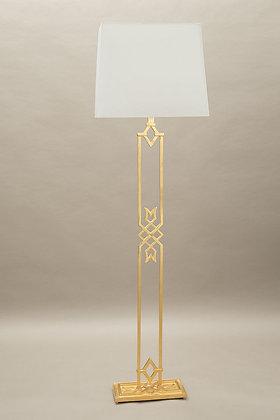 Gold Floor Lamp Ismir