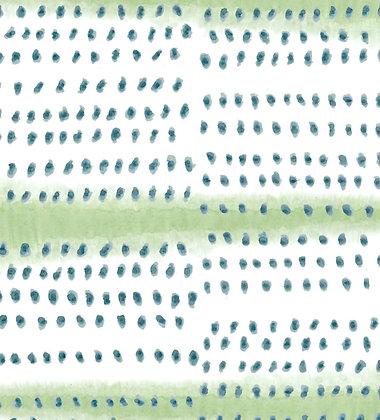 Ferran Textiles Tiger Shell Ocean