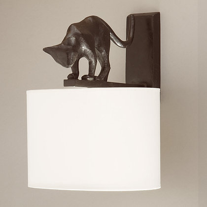 Lili wall lamp Bronze