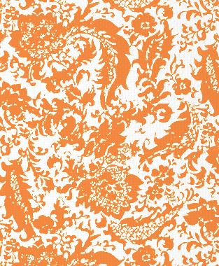Tillett Textiles Victoria Rose Carrot