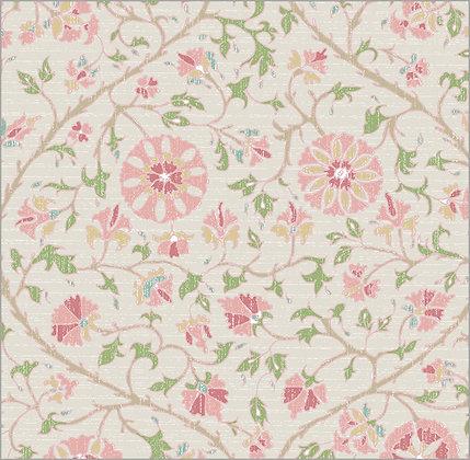Ferran Textiles Urfa Cream Peony
