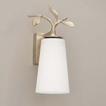 Dolce Outdoor Wall Lamp Nickle