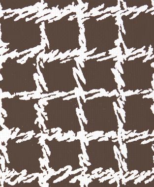 Tillett Textiles Burlap Blotch Cocoa