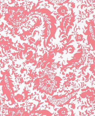 Tillett Textiles Victoria Rose Sorbet