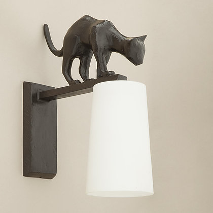 Lola Outdoor Wall Lamp Bronze