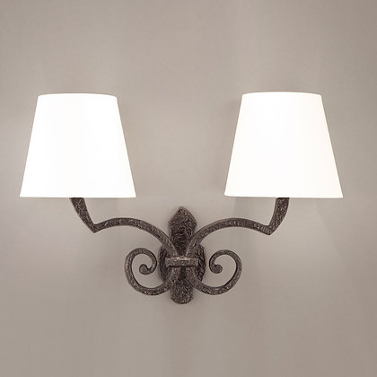 Sully wall lamp Bronze