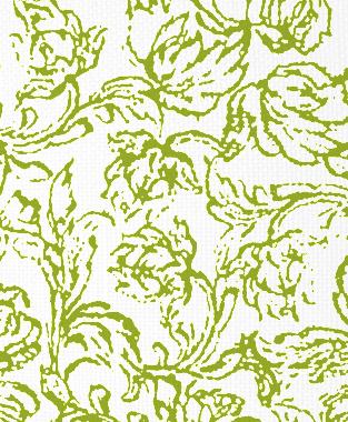 Tillett Textiles Lurpus Dark Lime