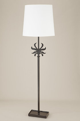 Bronze Floor Lamp Paloma