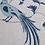 Thumbnail: BIRD SONG Blue Oyster Linen
