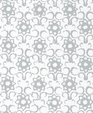 Tillett Textiles Muriel Metallic Silver
