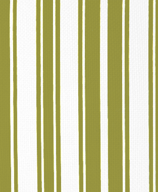 Tillett Textiles Evergreen Stripe Forest Moss