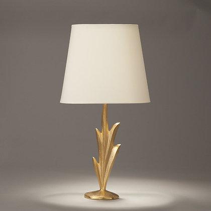 Lys lamp Gold