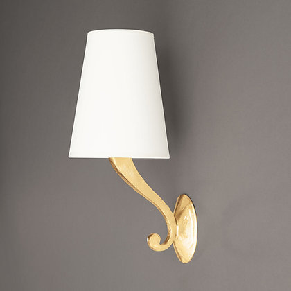 Linda wall lamp Gold