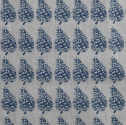 Pinecones Burghley Blue