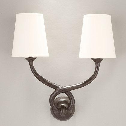 Aladin wall lamp Bronze