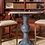 Thumbnail: CHUNKY COUNTER HEIGHT DINING TABLE